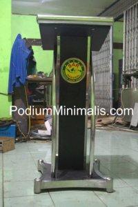 Podium Kantor Minimalis