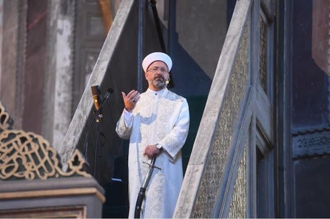 Tata Cara Khutbah Jumat dan Adabnya Menurut Imam Al Ghazali