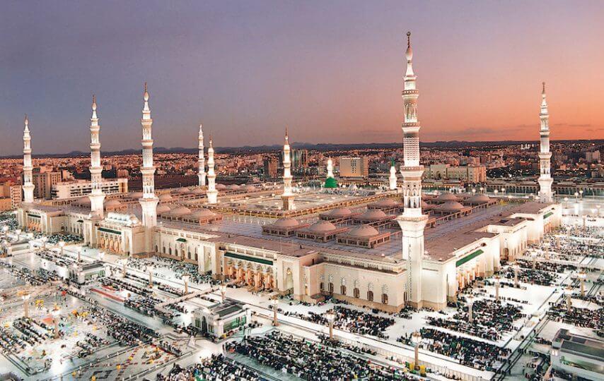 Sejarah Singkat Masjid Nabawi dan Perluasannya
